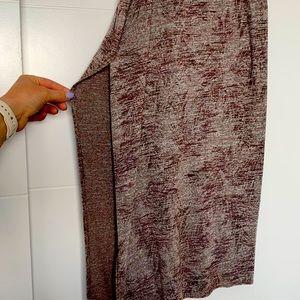Wilfred long Skirt.
